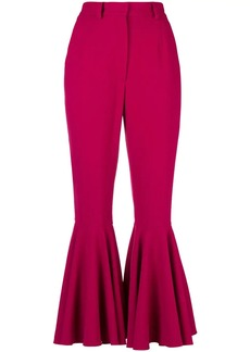 Dolce & Gabbana flared cuffs trousers