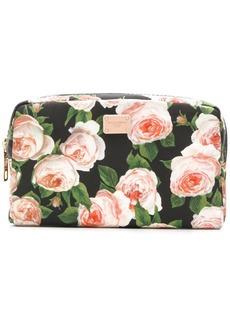 Dolce & Gabbana floral print makeup bag