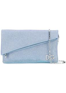 Dolce & Gabbana foldover logo clutch bag