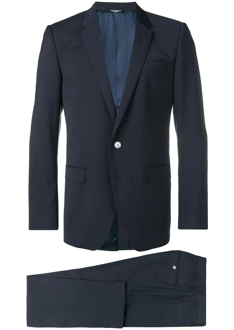Dolce & Gabbana formal two-piece suit