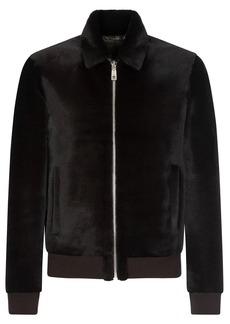 Dolce & Gabbana zip-fastening jacket