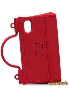 Dolce & Gabbana handbag-design iPhone X case