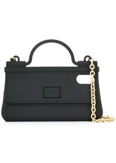 Dolce & Gabbana handbag iPhone X case