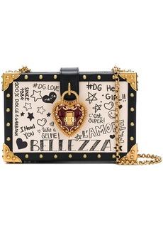 Dolce & Gabbana Heart Box shoulder bag
