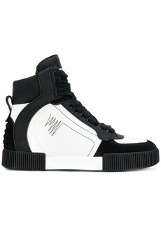 Dolce & Gabbana hi-top sneakers