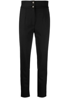 Dolce & Gabbana high-waisted skinny trousers