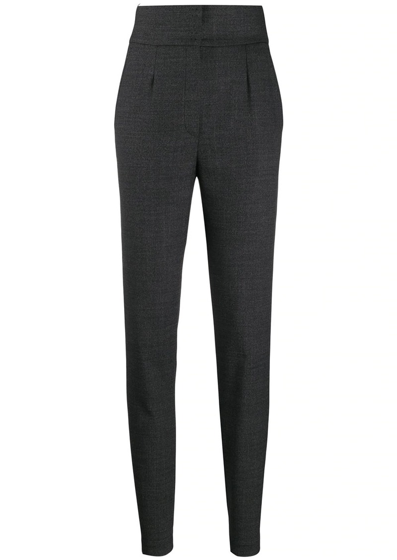 Dolce & Gabbana high-waisted tapered trousers