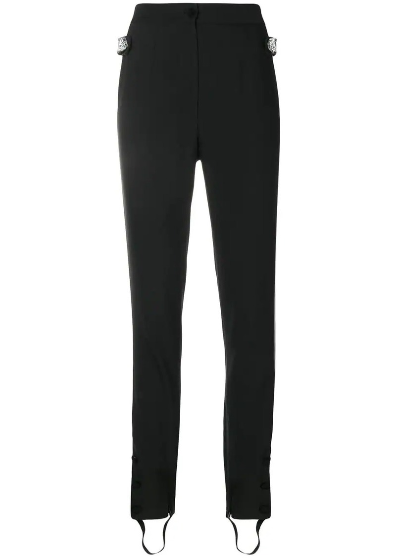 Dolce & Gabbana high-waisted trousers