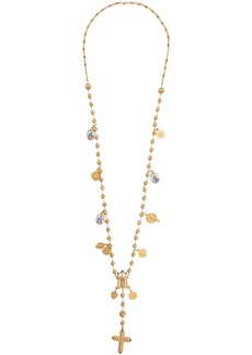 Dolce & Gabbana Holy charm necklace