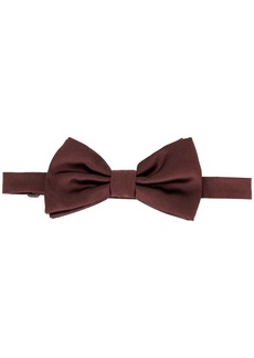 Dolce & Gabbana hooked bow tie