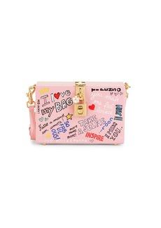 Dolce & Gabbana I Heart My Bag Acrylic Box Crossbody Bag