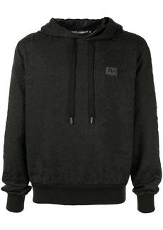Dolce & Gabbana jacquard hoodie