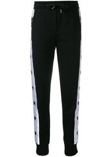 Dolce & Gabbana jacquard logo track pants
