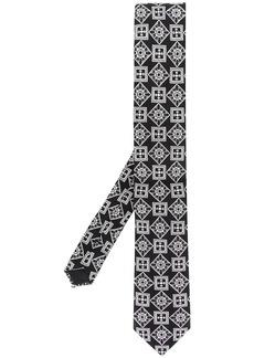 Dolce & Gabbana jacquard silk tie