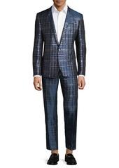 Dolce & Gabbana Jacquard Suit