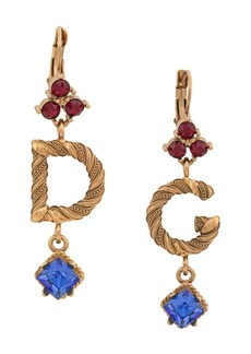Dolce & Gabbana jewel D&G earrings