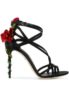 Dolce & Gabbana Jewel Keira heeled sandals