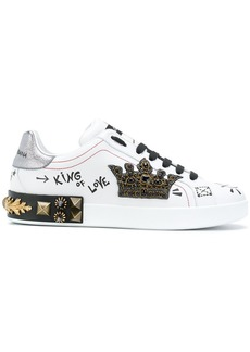 Dolce & Gabbana king of love sneakers