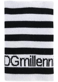 Dolce & Gabbana knitted sweatband