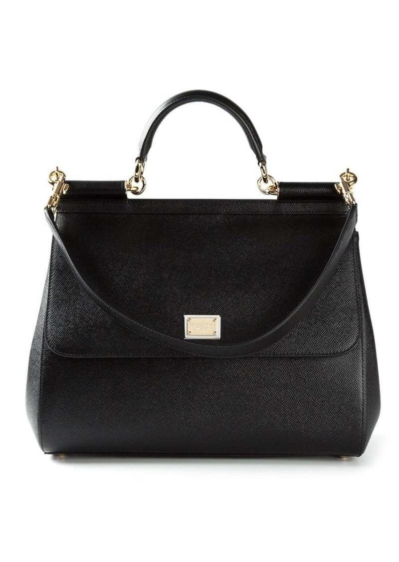 Dolce & Gabbana large Sicily shoulder bag
