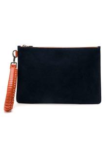 Dolce & Gabbana leather clutch