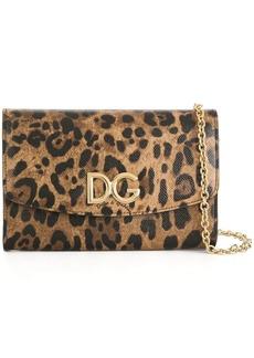 Dolce & Gabbana leopard printed purse