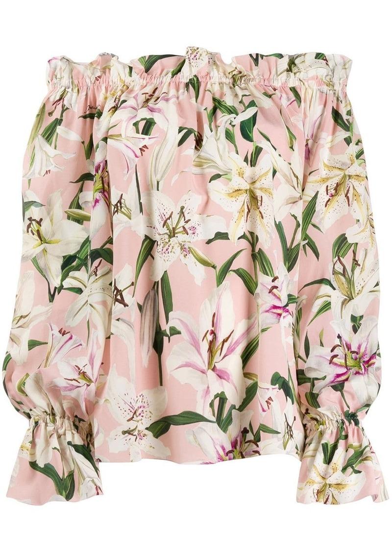 Dolce & Gabbana Lily gypsy top
