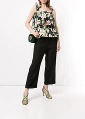 Dolce & Gabbana Lily print top