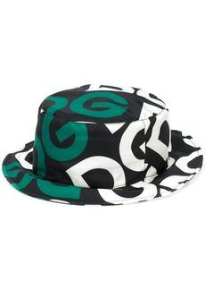 Dolce & Gabbana logo bucket hat