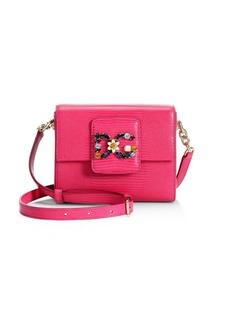 Dolce & Gabbana Logo Leather Mini Bag