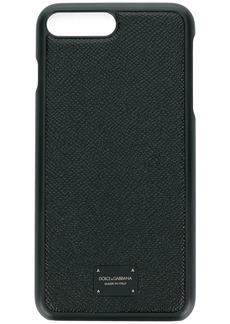 Dolce & Gabbana logo plaque iPhone 6/7 Plus (S) case