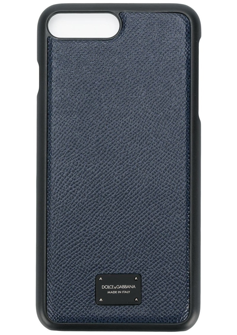 Dolce & Gabbana logo plaque iPhone 6/7 Plus (S) case