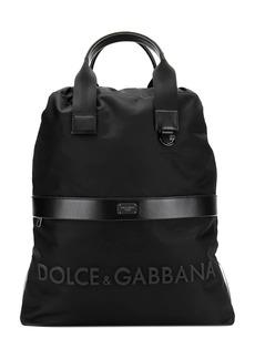 Dolce & Gabbana logo Street Backpack