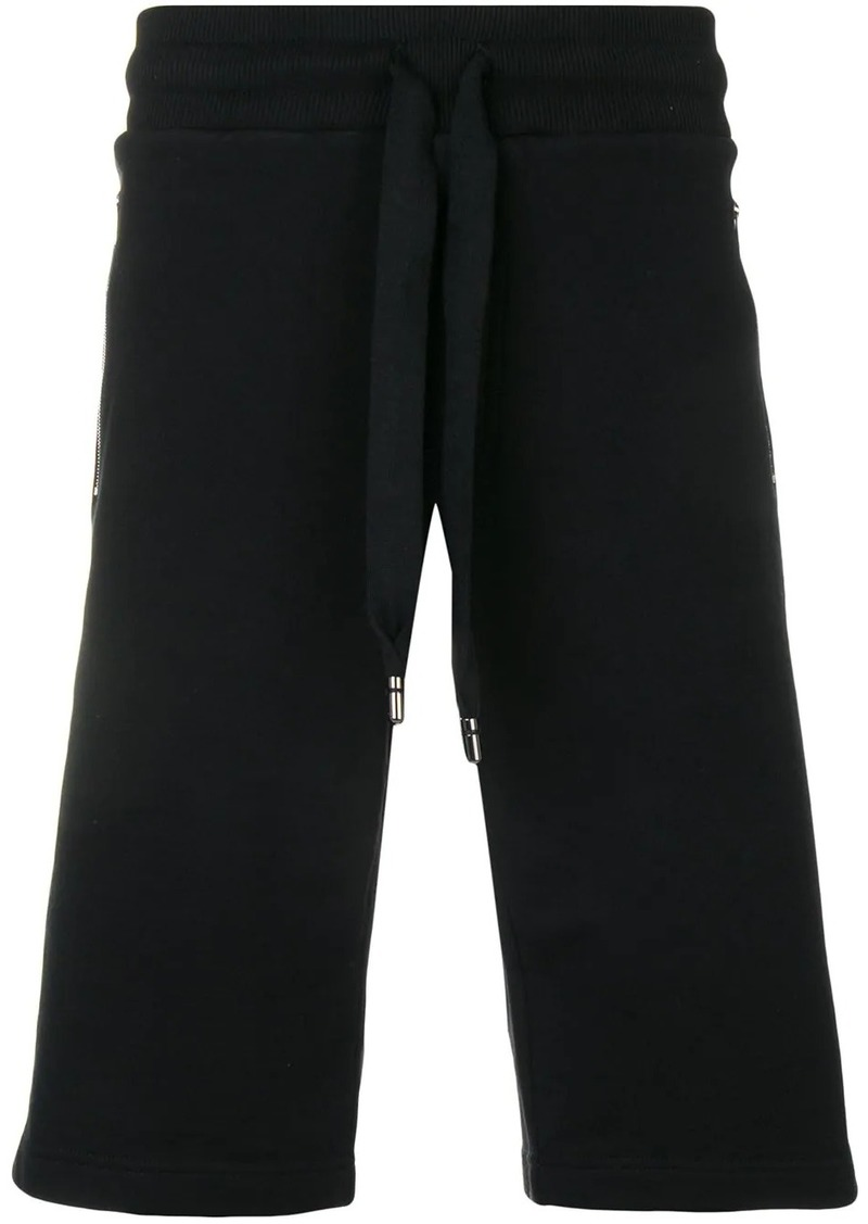 Dolce & Gabbana long track shorts