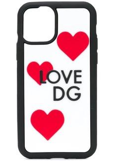 Dolce & Gabbana Love DG iPhone 11 Pro case