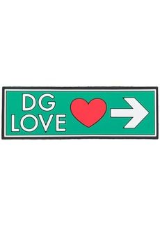 Dolce & Gabbana love sign Sorrento DGPATCH