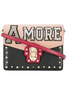 Dolce & Gabbana Lucia Amore shoulder bag
