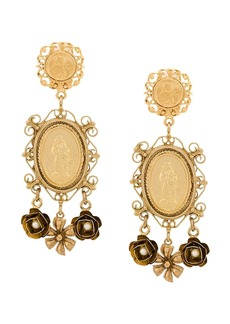 Dolce & Gabbana Madonna earrings