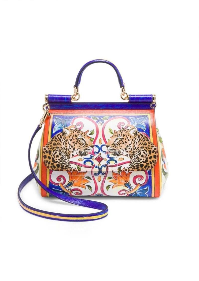 3e8e2fc904a Dolce & Gabbana Maiolica Leo Sicily Bag | Handbags
