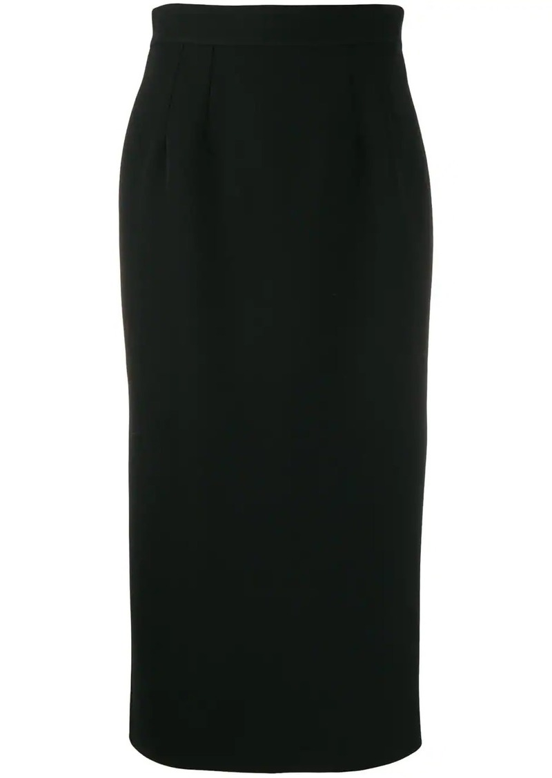 Dolce & Gabbana midi pencil skirt