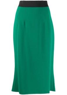 Dolce & Gabbana midi pencil skirt