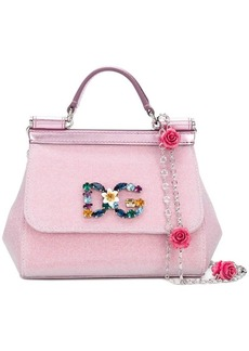 Dolce & Gabbana mini Sicily crossbody bag