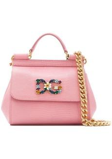 Dolce & Gabbana mini Sicily tote
