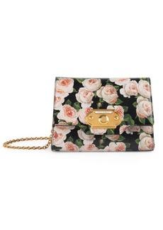 Dolce & Gabbana Mix Micro Floral Crossbody Bag