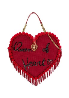 Dolce & Gabbana My Heart crochet bag