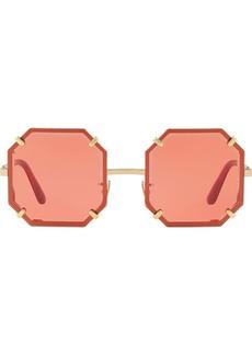 Dolce & Gabbana octagon sunglasses