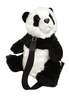 Dolce & Gabbana Panda Faux Fur Backpack