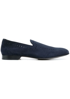 Dolce & Gabbana perforated loafers