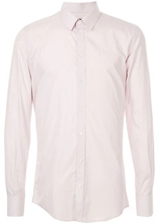 Dolce & Gabbana pointed collar shirt