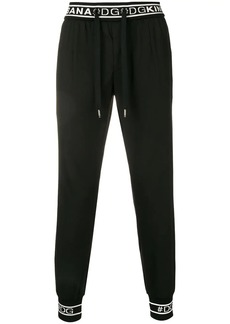 Dolce & Gabbana pull-on trousers